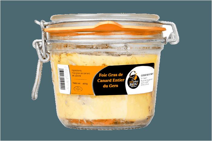 Foie gras de canard entier du Gers